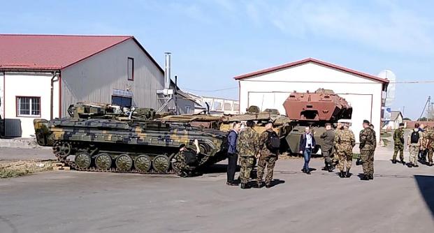 """Виробнича база ТОВ """"НВК """"Техімпекс"""" зазнала спроби насильницького захоплення"""