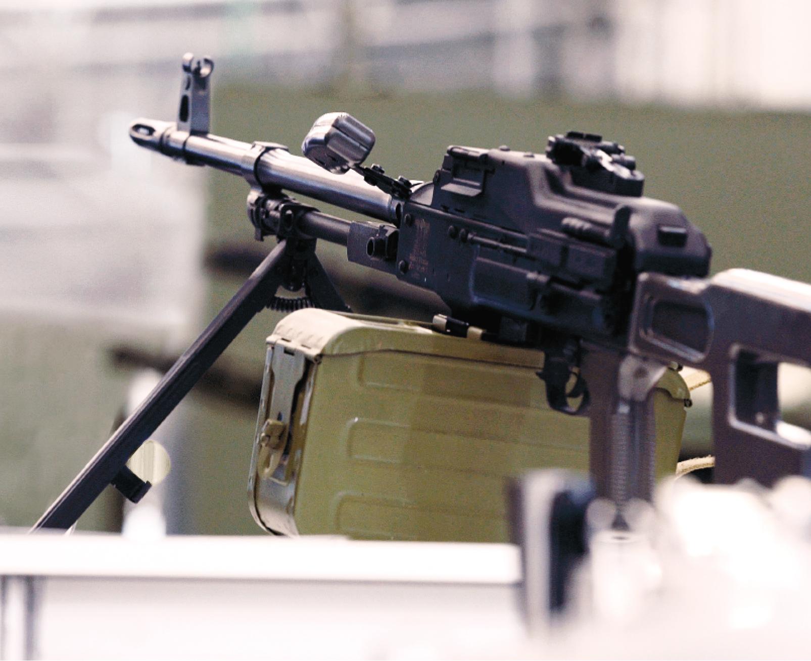 """Кулемет """"КТ-7.62"""" (7.62х54 мм)"""