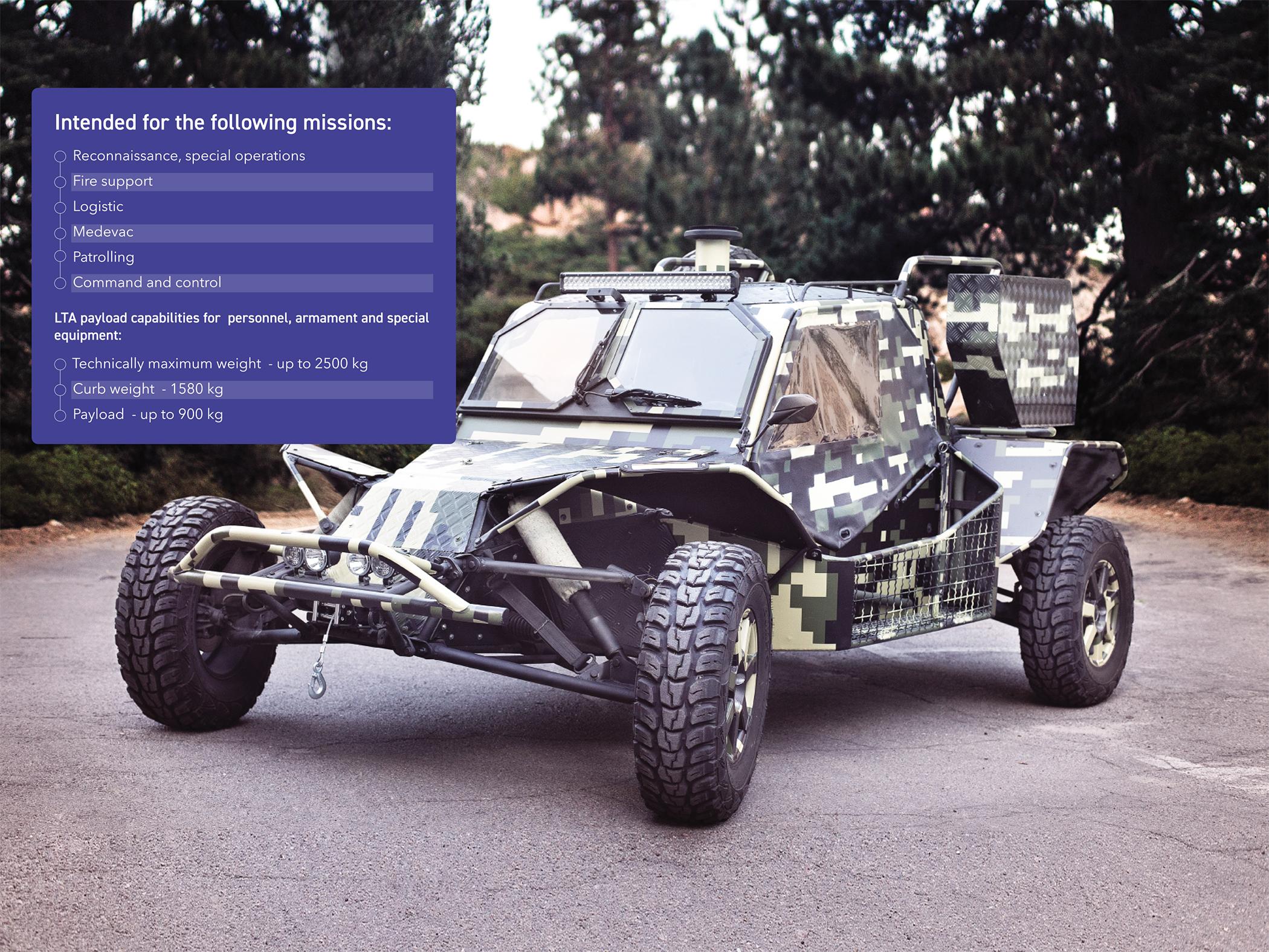 LTA - Light Tactical Auto