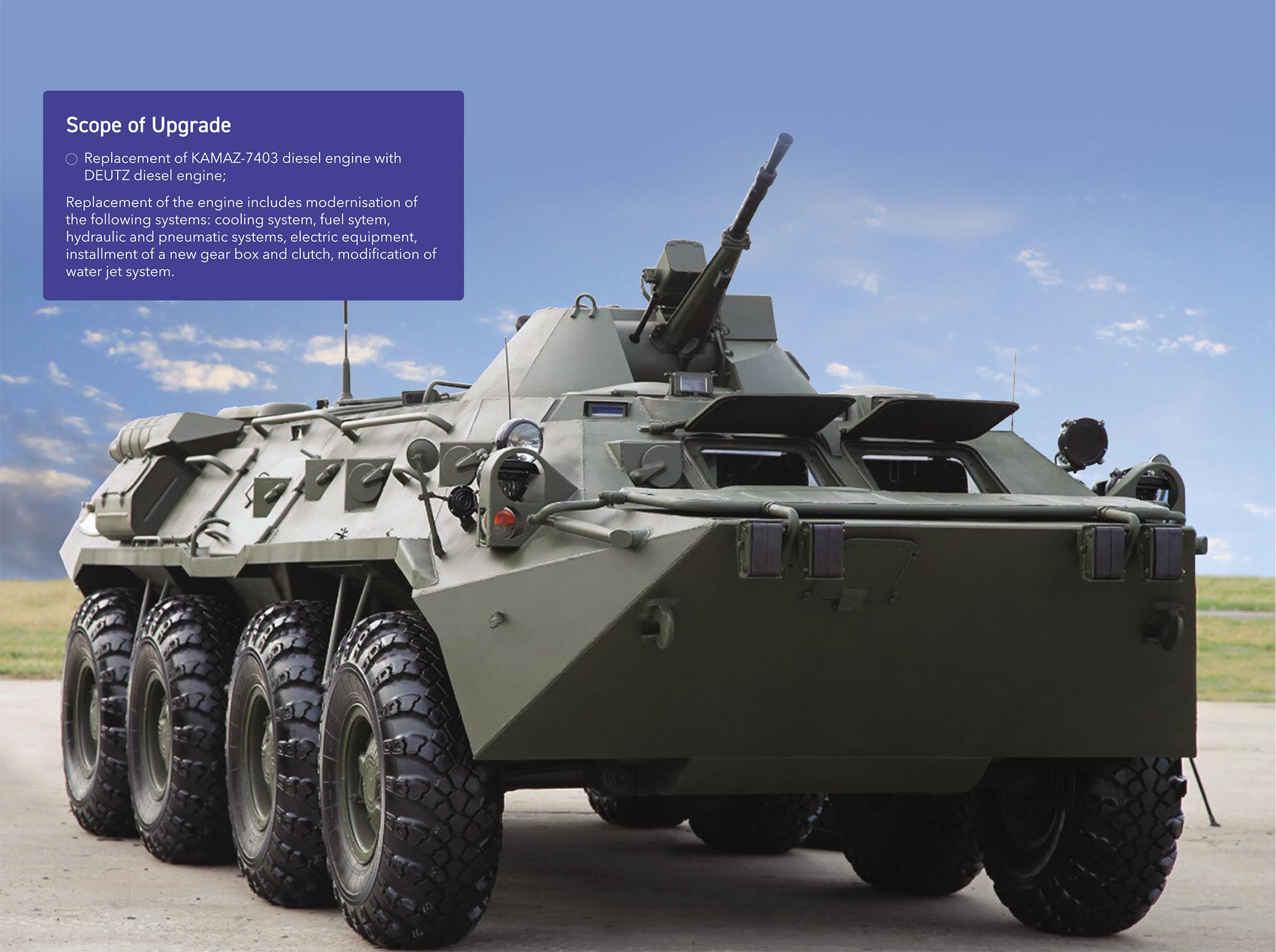 BTR-80T