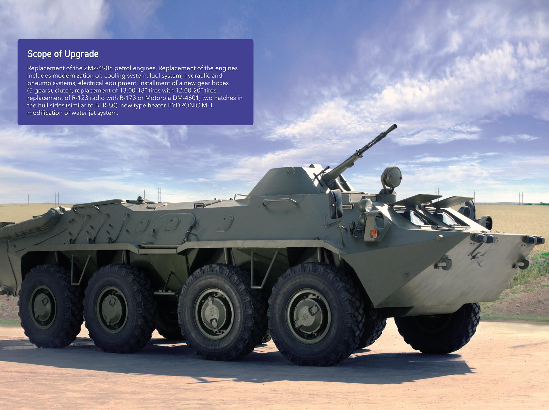 BTR-70T